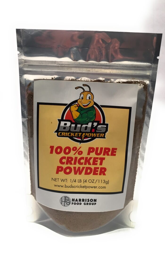 100% Pure Cricket Powder