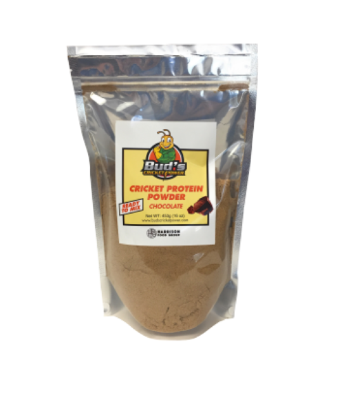 Cricket Chocolate Protein Powder