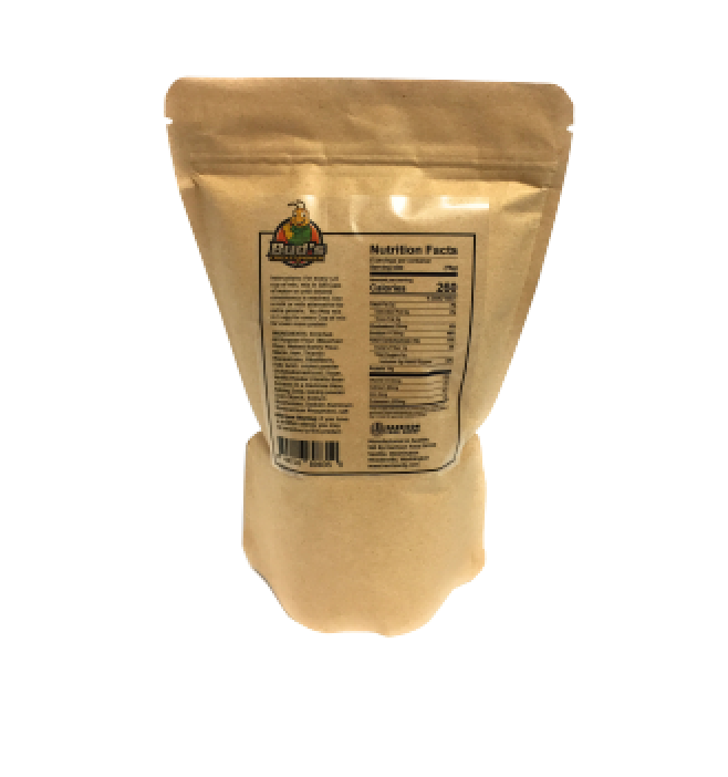 Cricket Protein Pancake Mix Nutrition Facts